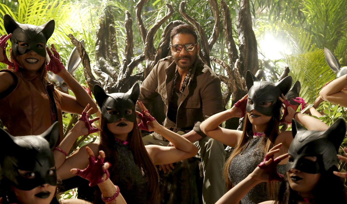 Ajay Devgn's NY Cinemas ties up with Elan Group to set up 5-screen multiplex in Gurugram