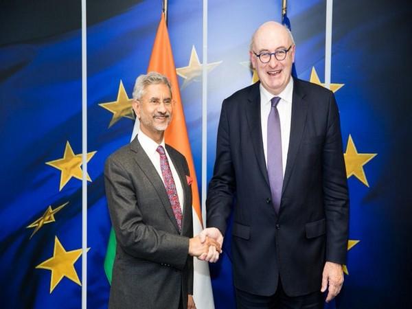 Jaishankar meets EU leaders; holds talks on economic, social issues