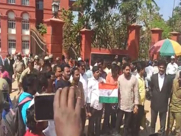 Kashmiri Pandits hold protest in Jammu over delay in relief payment