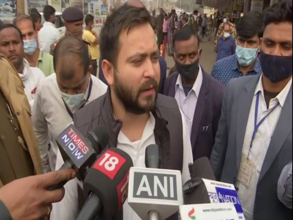 Caste-based census not Nitish Kumar's formula, says Tejaswi Yadav