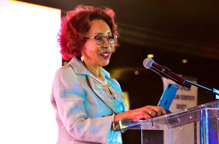 SA First Lady addresses launch of 2020 South African Child Gauge