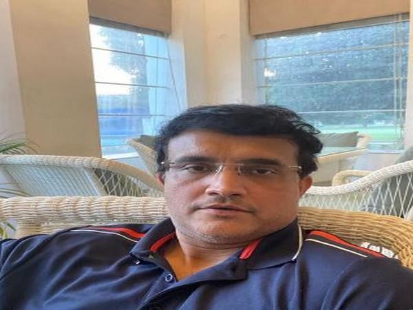 Sourav Ganguly enjoys 'free' time amid coronavirus outbreak