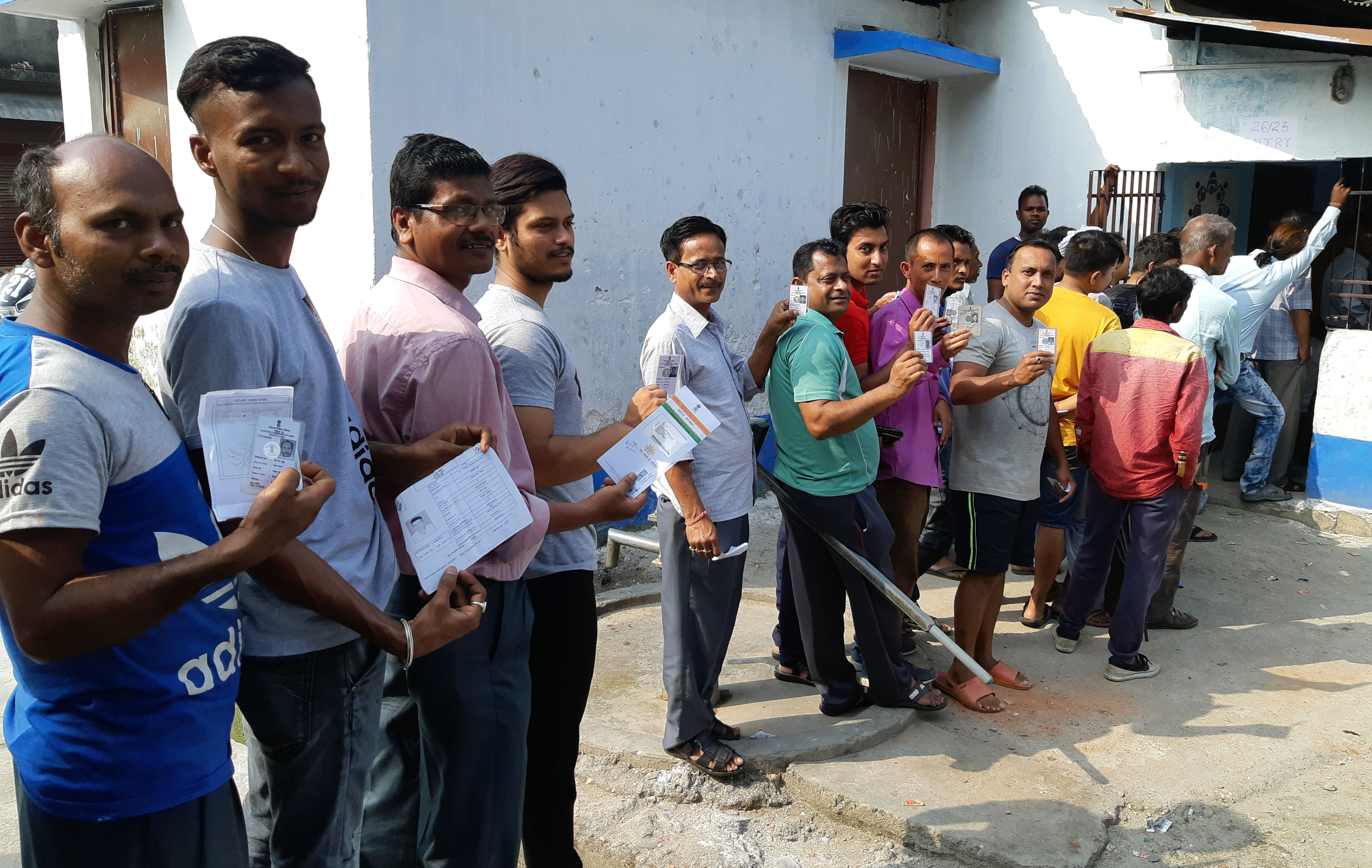 Health, education ignored in country's 'oldest democracy', say voters in Bihar's Vaishali