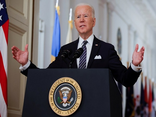 POLL-Biden fares better than Trump over his first 100 days