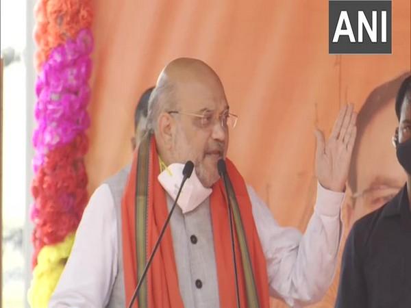 Will change Bengal model of 'Bum, Bandook aur Barood' to 'Vishwas, Vikaas aur Vyapaar': Amit Shah