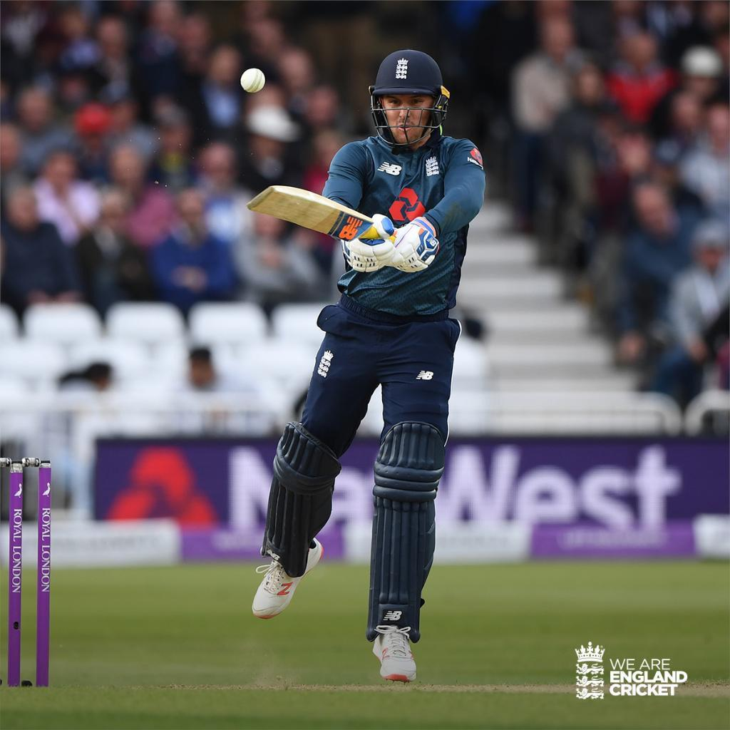 Roy, Stokes hand over 3-wicket win to England against Pak