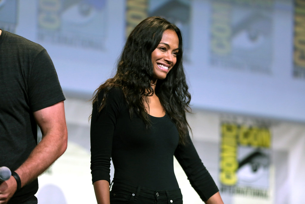 Zoe Saldana, Reese Witherspoon team up for Netflix limited series