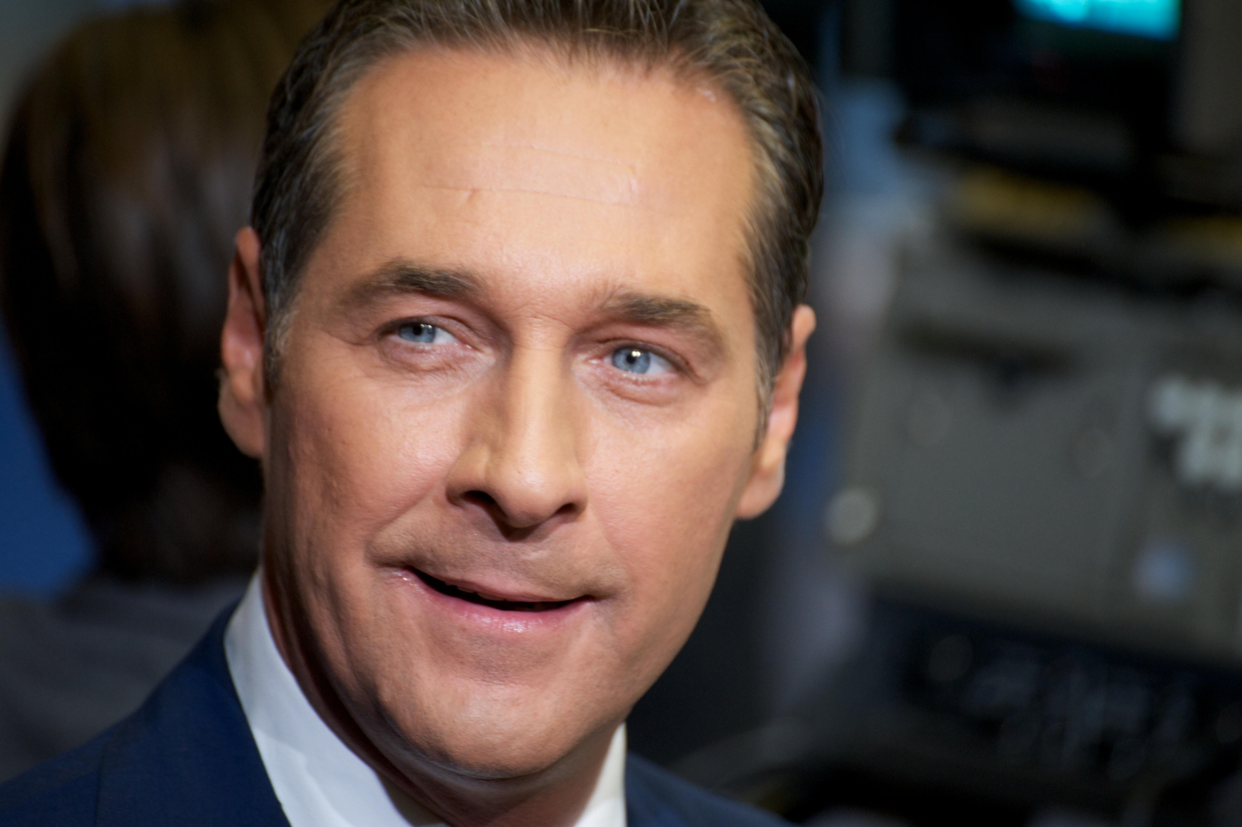 Austria's Vice-Chancellor resigns days before European Parliament elections