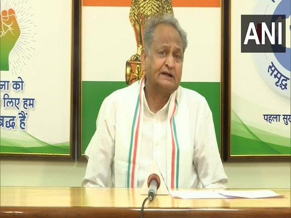Gehlot slams Sitharaman for her comments on Rahul Gandhi meeting migrant labourers