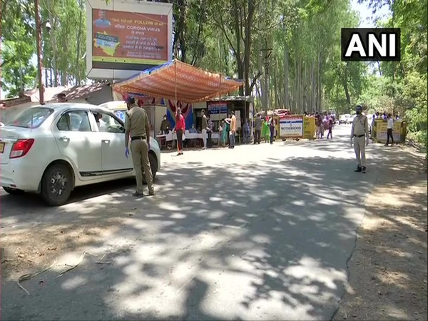 Security tightened at Uttarakhand inter-state borders, returnees undergoing health screening