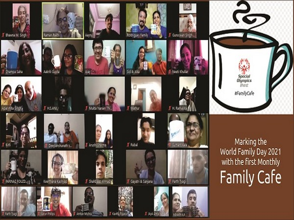 Special Olympics Bharat launches 'Family Cafe', celebrates World Family Day