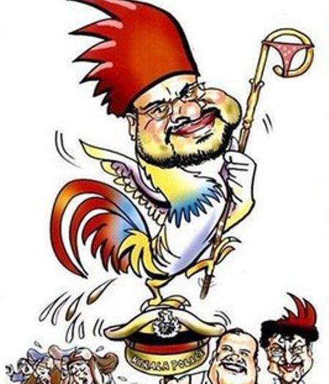 Kerala Lalithakala Akademi holds ground on award to cartoon