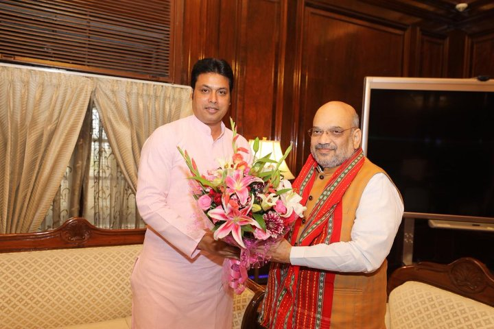 Tripura: Portfolios of ministers revised after CM expands Cabinet