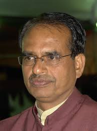 MP Chief Minister Chouhan calls on vice president  New Delhi, Jul 6 (PTI)'