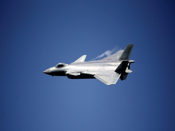 Chinese warplanes enter Taiwan air defence zone for sixth time this month