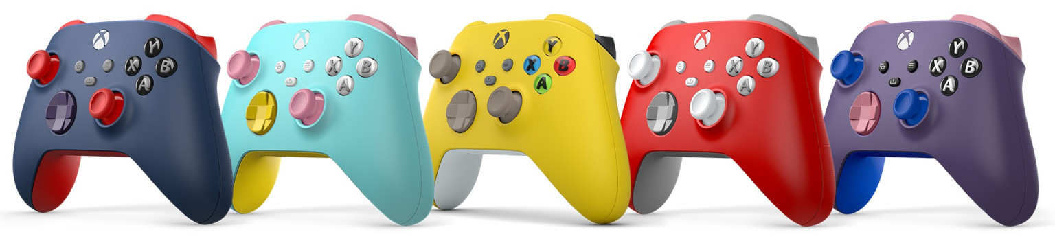 Now you can personalize Series X controllers with Xbox Design Lab