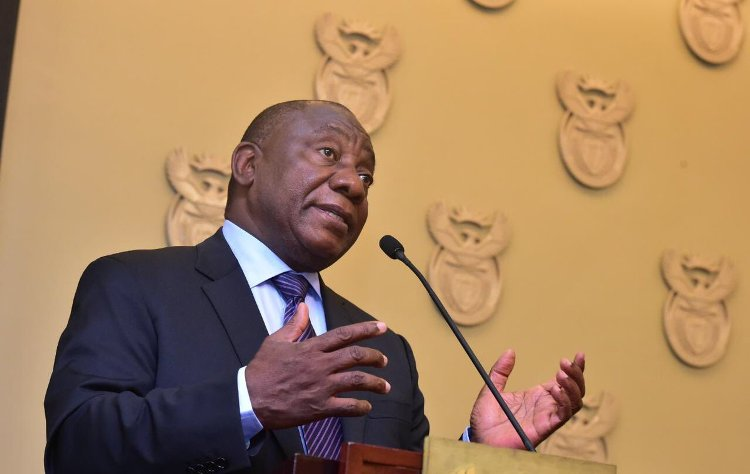 President Ramaphosa to launch district-based coordination model