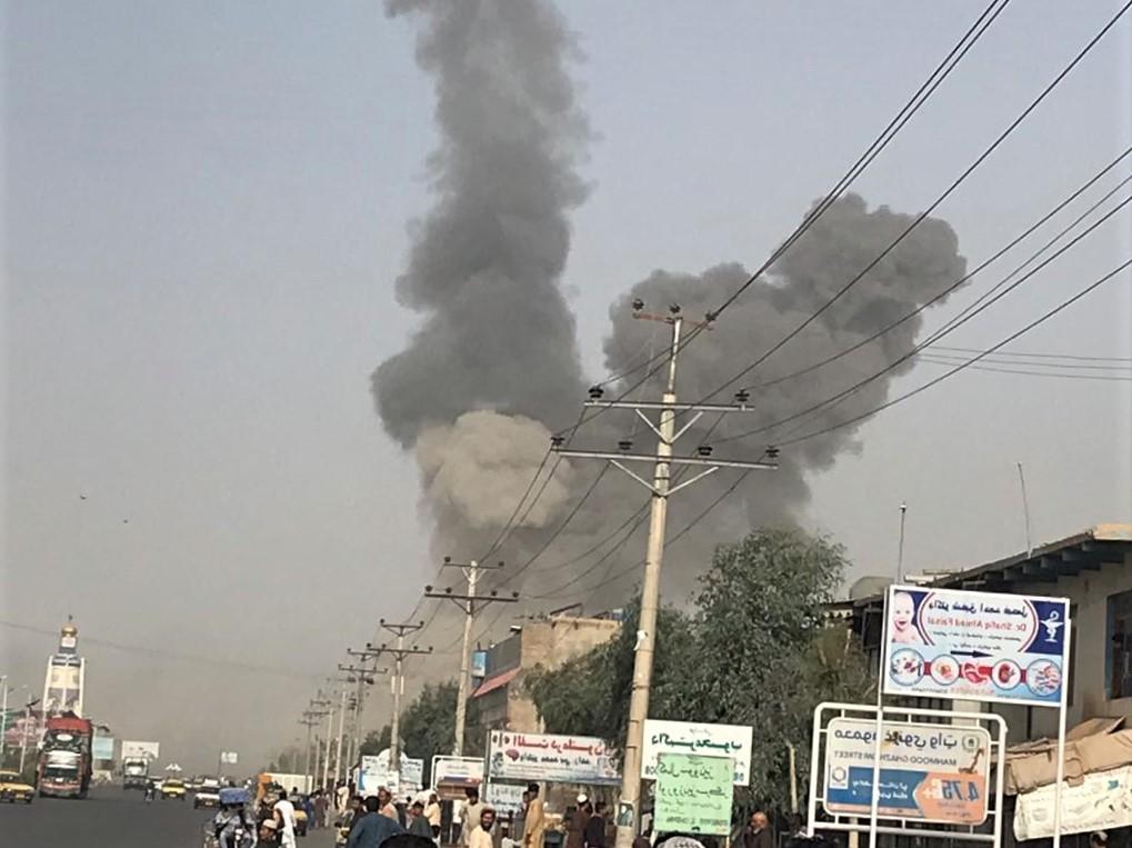 Afghanistan: Explosion near police headquarters in Kandahar - report