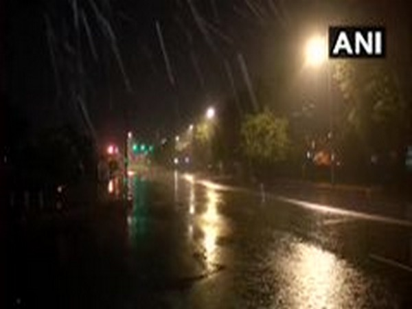Rain lashes parts of Delhi, spell of showers to continue till July 21