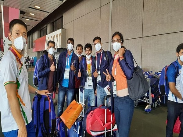 Tokyo Olympics: Indian Badminton contingent, Table Tennis team leave for Games Village