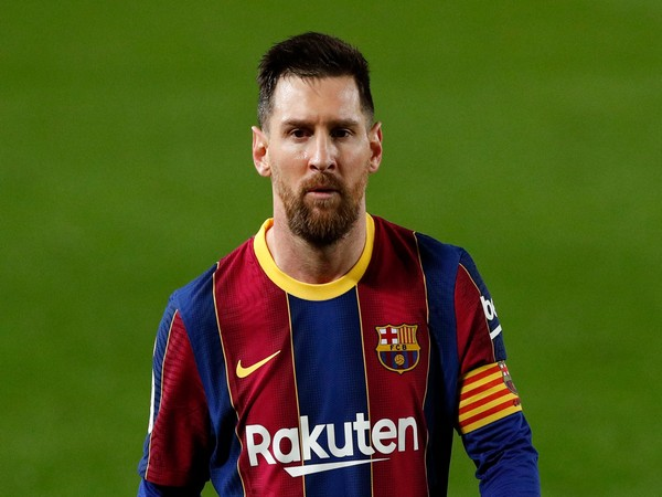 Lionel Messi joining Paris Saint-Germain was a dream, says Paredes