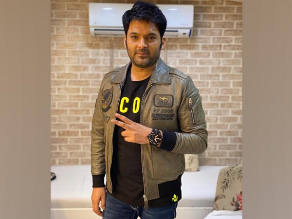 Kapil Sharma commences shooting for 'The Kapil Sharma Show'