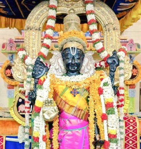 48-day festival ends; Athi Varadar placed inside temple tank