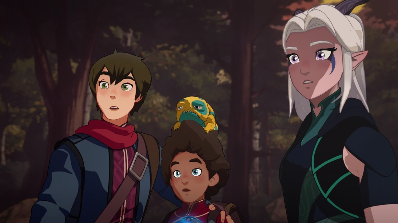 The Dragon Prince Season 4-7 to be co-produced by Bardel, production likely to be delayed