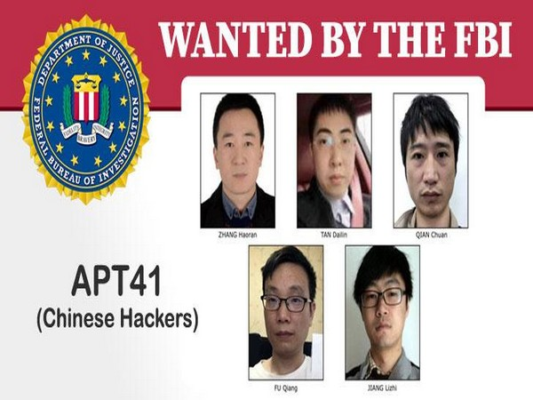 US charges five Chinese nationals for global hacking operations affecting over 100 companies