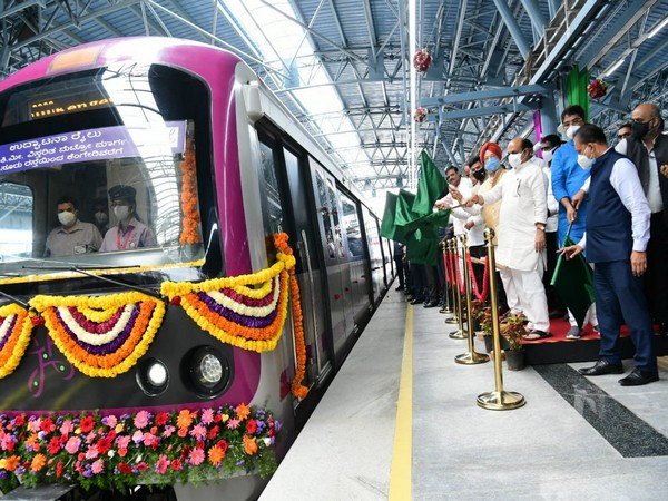 BMRCL extends metro service timing