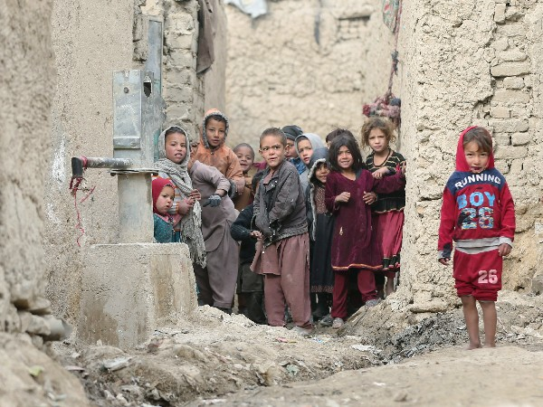 10 million Afghan children need humanitarian assistance to survive: UNICEF