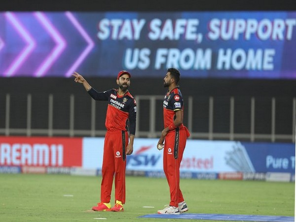IPL 2021: Good thing for RCB that Virat, Maxwell,  ABD look in good form, says Siraj