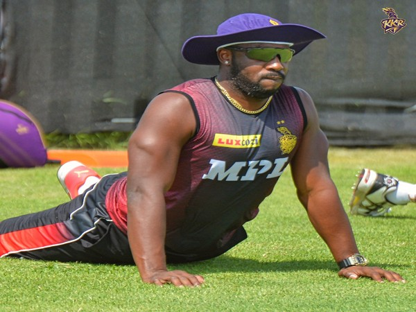 IPL 2021: KKR star Russell resumes training after completing quarantine