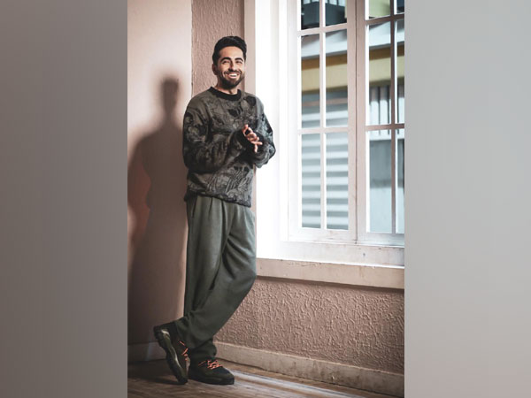 'Fan letters make me strive harder as an artiste', says Ayushmann Khurrana