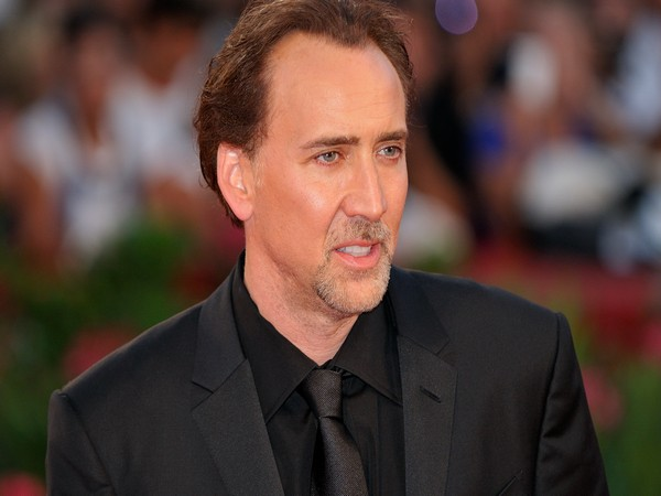Nicolas Cage says he is 'never going to retire'