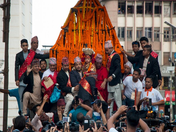Week-long Indra Jatra festival begins in Kathmandu amid COVID-19