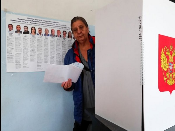 Russia sets up polling centres for its citizens in India for Duma elections