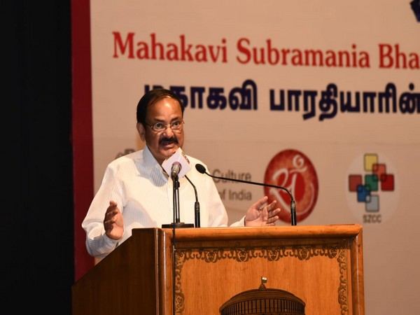 Vice President Naidu calls for creating safe, conducive environment for women to grow, attain full potential
