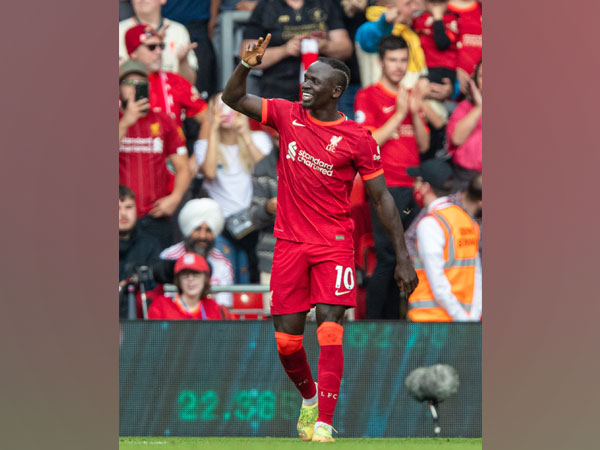 Sadio Mane shatters PL record with his 100th Liverpool goal