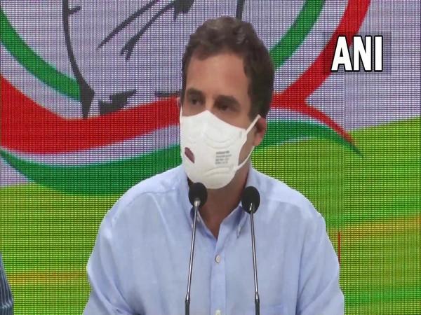 AICC social media dept passes resolution to make Rahul Gandhi Cong president