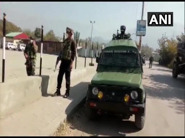Terrorists lob grenade at security forces in J-K's Pulwama, one CRPF jawan injured