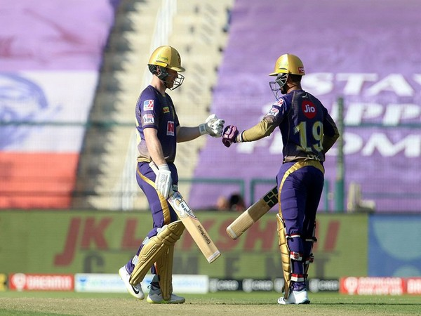 IPL 13: Morgan, Karthik guide KKR to 163 against SRH