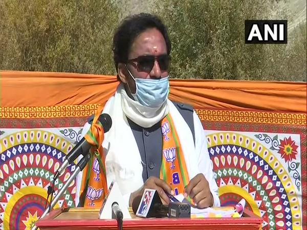 Congress, NC, PDP want to revoke UT status of Ladakh: G Kishan Reddy