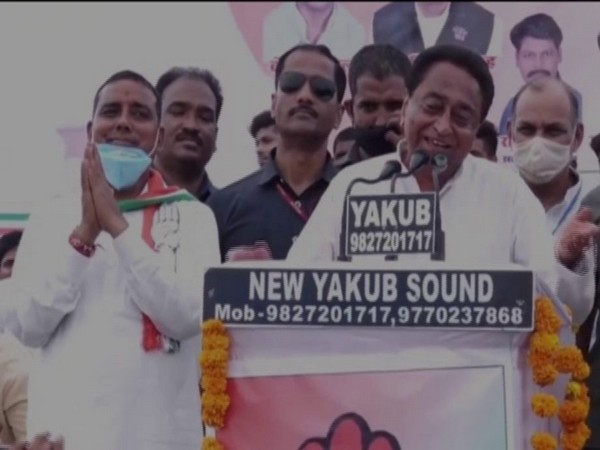 Kamal Nath refers to ex-minister Imarti Devi as 'Yeh kya item hai'; BJP lodges complaint with EC