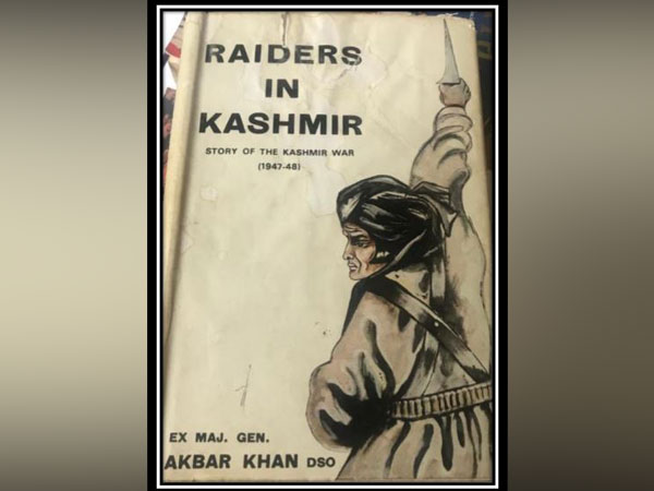 Ex Pakistani Army officer exposes role of Pakistan in initiating 1947 Kashmir conflict