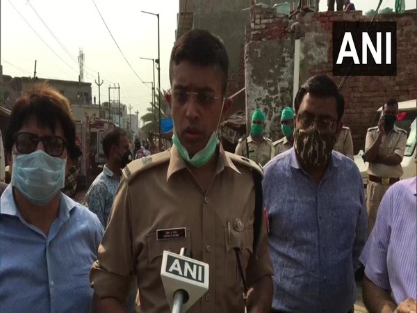 Two killed, four hurt in fire at firecracker factory in Agra
