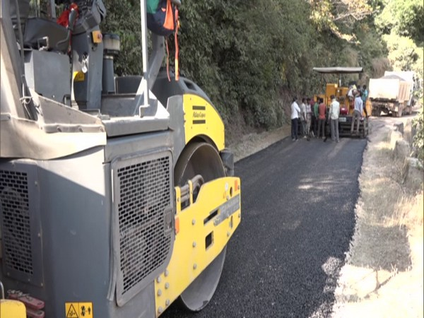 Residents of J-K's Badole village elated at construction of new road under Central scheme