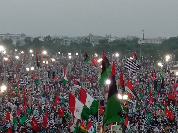 Maryam Nawaz, Bilawal Bhutto, among opposition leaders at Karachi's Bagh-e-Jinnah ground for second PDM 'jalsa'