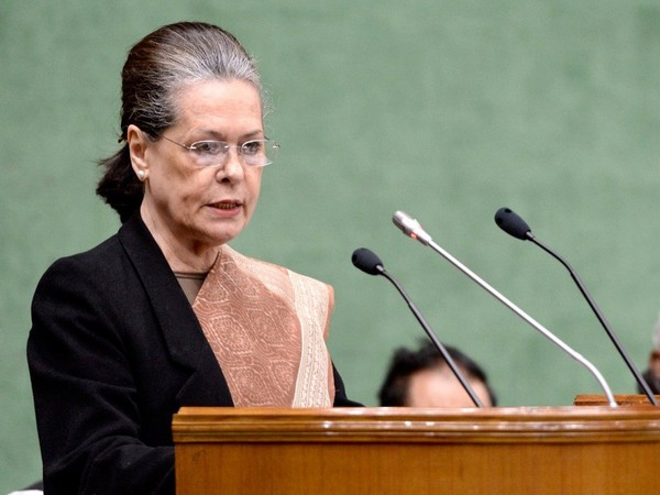 BJP attacked the foundation of agrarian economy through three 'black laws': Sonia Gandhi