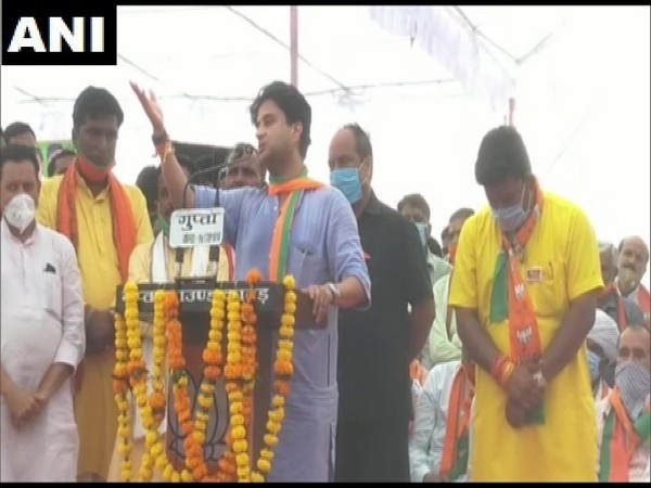 Was in favour of abrogation of Article 370 even when I was in CWC: Jyotiraditya Scindia